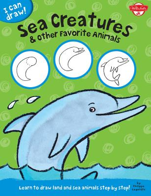 Sea Creatures & Other Favorite Animals Cover