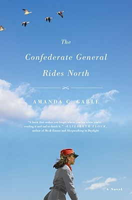 Confederate General Rides North by Amanda Gable book cover