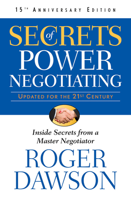 Secrets of Power Negotiating Cover