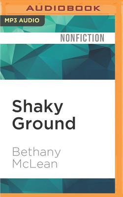 Shaky Ground: The Strange Saga of the U.S. Mortgage Giants Cover Image