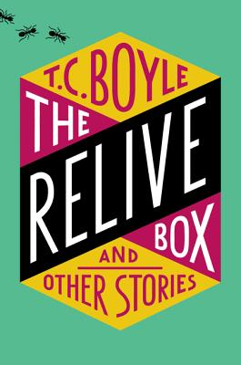 The Relive Box and Other Stories Cover Image