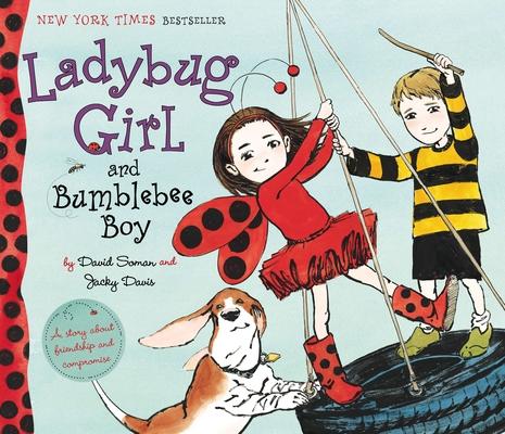 Ladybug Girl and Bumblebee Boy Cover Image