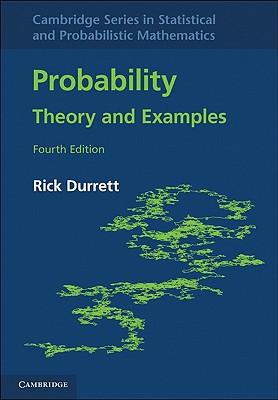 Cover for Probability (Cambridge Series on Statistical & Probabilistic Mathematics)