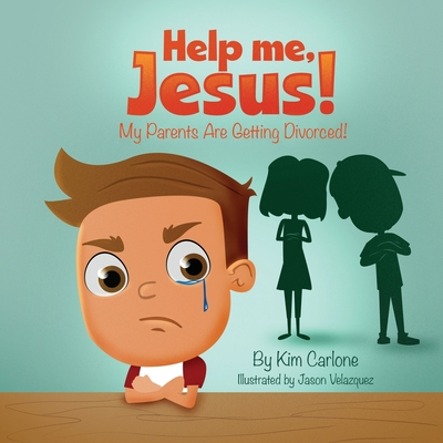 Help Me Jesus! My Parents Are Getting Divorced! Cover Image