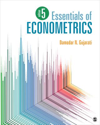 Essentials of Econometrics Cover Image
