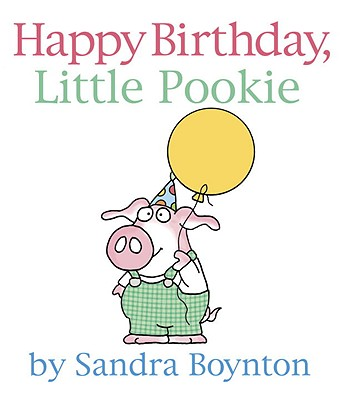 Happy Birthday, Little Pookie Cover