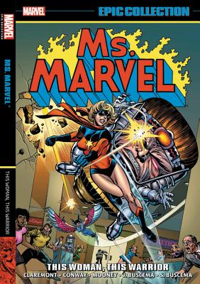 Cover of Ms. Marvel This Woman, This Warrior