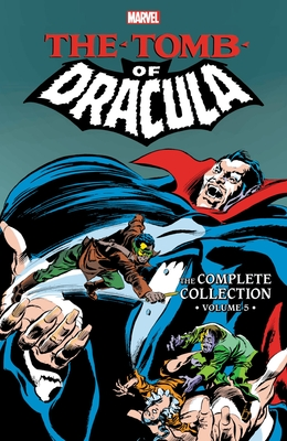 Tomb of Dracula: The Complete Collection Vol. 5 Cover Image