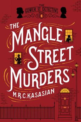 The Mangle Street Murders Cover