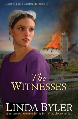 The Witnesses (Lancaster Burning) Cover Image