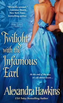 Cover for Twilight with the Infamous Earl