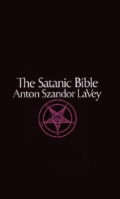 The Satanic Bible Cover