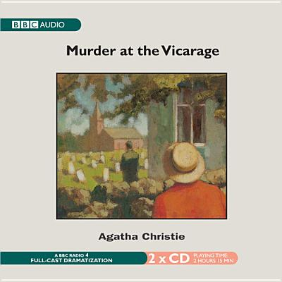 The Murder at the Vicarage Cover Image