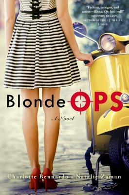Blonde Ops Cover