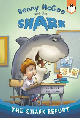 The Shark Report #1 (Benny McGee and the Shark #1) Cover Image