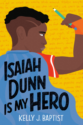 Isaiah Dunn Is My Hero Cover Image