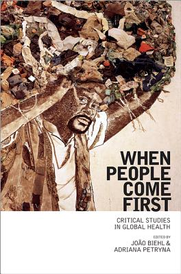 When People Come First: Critical Studies in Global Health Cover Image
