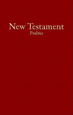 New Testament with Psalms-KJV Cover