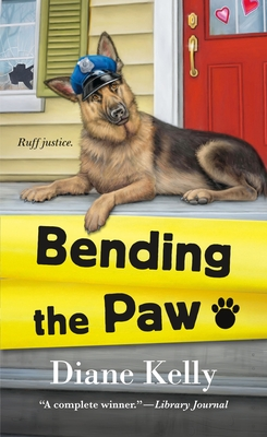 Bending the Paw (A Paw Enforcement Novel #9) Cover Image