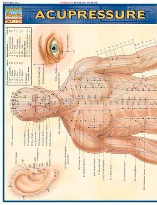 Acupressure (Quickstudy: Academic) Cover Image
