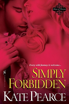 Cover for Simply Forbidden