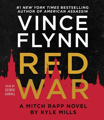 Red War (A Mitch Rapp Novel #15) Cover Image