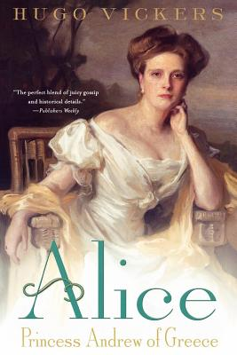 Alice: Princess Andrew of Greece Cover Image