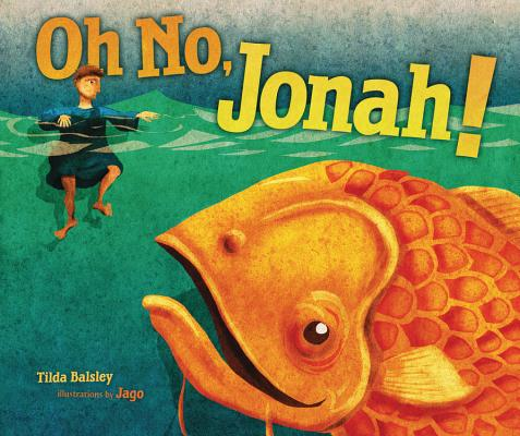 Oh No, Jonah! Cover
