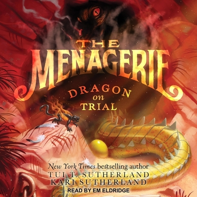 Cover for Dragon on Trial (Menagerie)