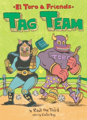 Tag Team (El Toro and Friends) Cover Image