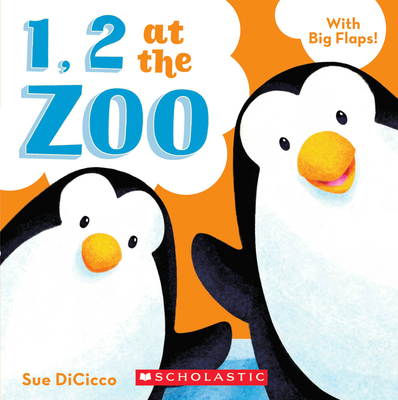 1, 2 at the Zoo Cover