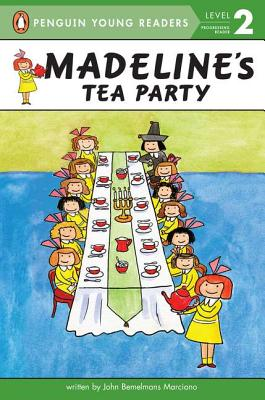 Madeline's Tea Party Cover Image