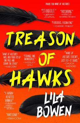 Treason of Hawks (The Shadow #4) Cover Image