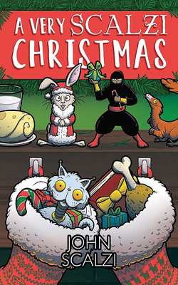 A Very Scalzi Christmas Cover Image