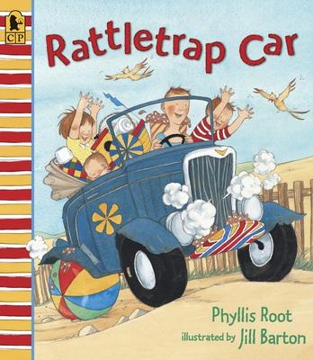 Rattletrap Car Cover