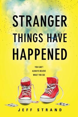 Stranger Things Have Happened Cover