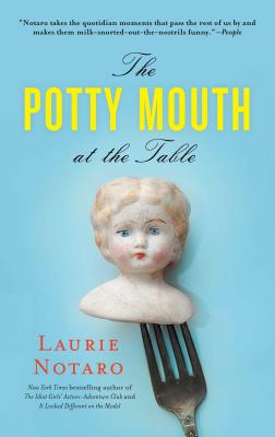 The Potty Mouth at the Table Cover Image