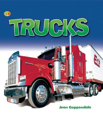 Trucks (Mighty Machines) Cover Image