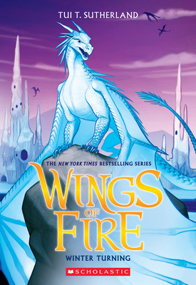 Winter Turning (Wings of Fire, Book 7) Cover Image