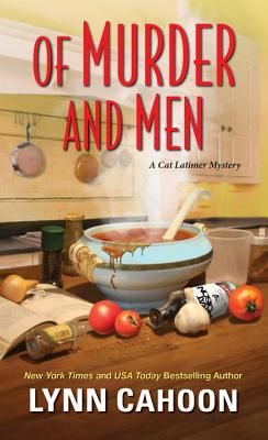 Of Murder and Men (A Cat Latimer Mystery #3) Cover Image