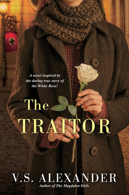 The Traitor: A Heart-Wrenching Saga of WWII Nazi-Resistance Cover Image