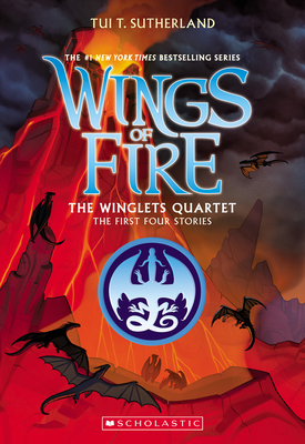 The Winglets Quartet (The First Four Stories) (Wings of Fire) Cover Image