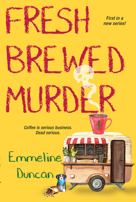 Cover for Fresh Brewed Murder (A Ground Rules Mystery #1)