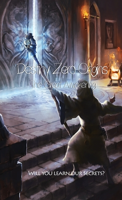 Destiny Zero Origins: The Great Awakening Cover Image