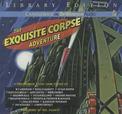 Cover for The Exquisite Corpse Adventure