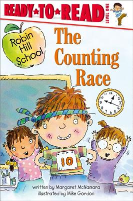 Cover for Counting Race