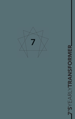Enneagram 7 YEARLY TRANSFORMER Planner Cover Image