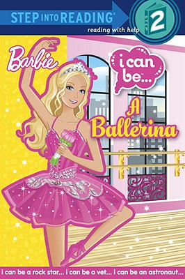 Barbie I Can Be... a Ballerina Cover