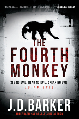 Cover for The Fourth Monkey (A 4MK Thriller)