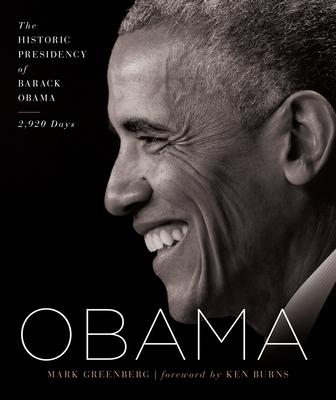 Obama: The Historic Presidency of Barack Obama - 2,920 Days Cover Image